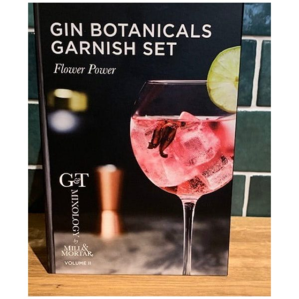 Gin Botanicals pink