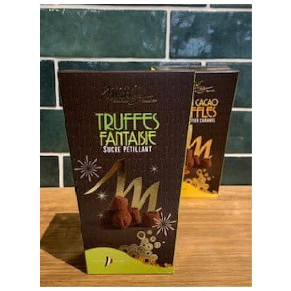 Mathez truffle nature