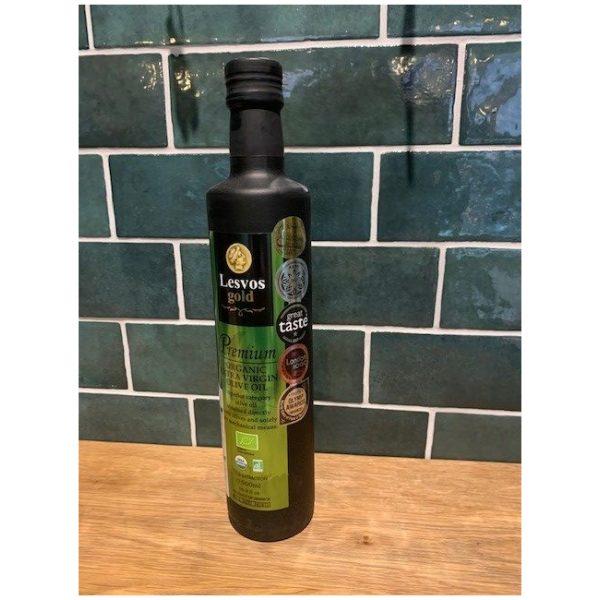 Lesvos Extra Virgin olivolja 500 ml